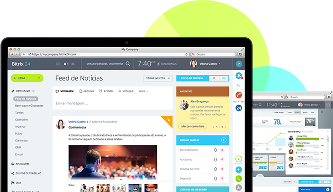 Intranet Social - Bitrix24